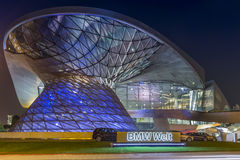 BMW Welt Royalty Free Stock Photography
