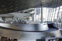 BMW-Welt Munich. BMW World, BMW-Welt delivery and experience center, Munich, Bavaria, Germany, Europe stock photos