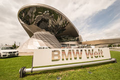BMW Welt Royalty Free Stock Images