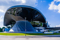 BMW Welt(world) Stock Photo