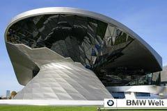 BMW Worl στο Μόναχο, Βαυαρία, Γερμανία Στοκ Εικόνες