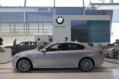 BMW world stock photo
