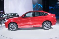 BMW X4 Royaltyfria Bilder