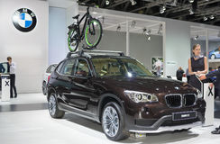 BMW X1 Photos stock