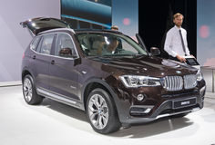 BMW X3 Photo libre de droits
