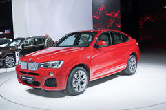 BMW X4 Photographie stock
