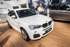 BMW X4 Fotografia Stock