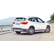 BMW X1 2015 Στοκ φωτογραφίες με δικαίωμα ελεύθερης χρήσης