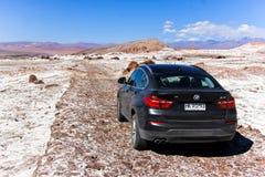 BMW X4 Fotografering för Bildbyråer