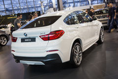 BMW X4 Arkivfoton