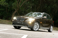 BMW X1 Royalty Free Stock Images
