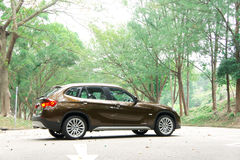 BMW X1 Royalty Free Stock Photos