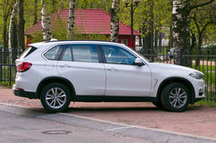 BMW X5 Stock Photos