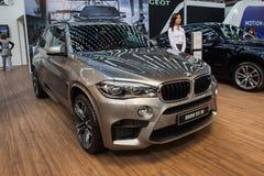 BMW X5 m Fotografie Stock