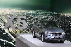 BMW X5 sDrive 25d Stock Image