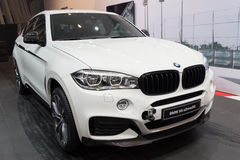 BMW X6 xDrive35i Royalty Free Stock Image