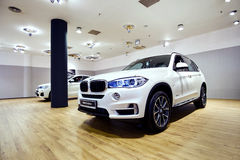 BMW X5 XDrive Royalty Free Stock Image