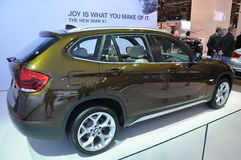BMW X1 SUV Royalty Free Stock Images
