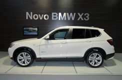 BMW X3 Stockfotos