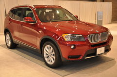 BMW X3 Stock Photography
