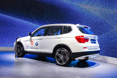 BMW x3 royalty free stock photography