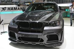 BMW X5 Hamann image stock