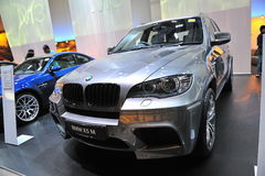 BMW X5 M Royalty Free Stock Photography