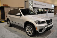 BMW X5 SUV Stockfotos
