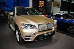 BMW X5 xDrive 35i SUV Royalty Free Stock Image