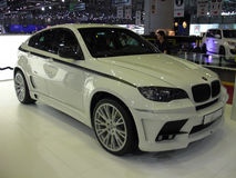 BMW X6 Royalty Free Stock Photos