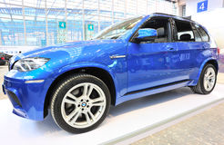 BMW x6 Stock Photo