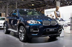 BMW X6 Royalty Free Stock Images