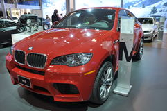 BMW X6 SUV Royalty Free Stock Photo