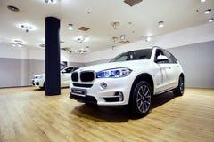 BMW X5 XDrive 免版税库存图片