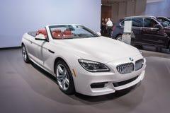 BMW Xdrive 650 i Royalty Free Stock Photo