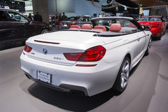 BMW Xdrive 650 i Stock Image