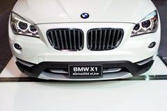 BMW XPO 2013 dessus Photos stock