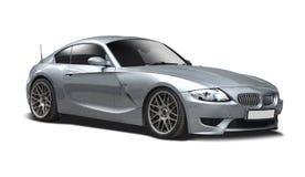 BMW Z4跑车 库存照片