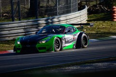 BMW Z4 Blancpain Series 2015 Stock Images