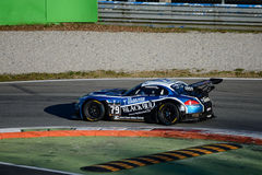 BMW Z4 Blancpain Series 2015 Stock Photos