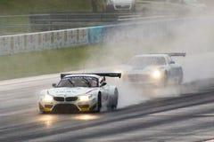 BMW Z4 GT3 Imagens de Stock Royalty Free