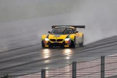 BMW Z4 GT3 Fotografia Stock