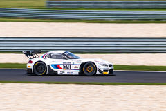 BMW Z4 GT3 Stock Image