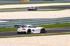 BMW Z4 GT3 Royalty Free Stock Images
