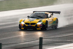 BMW Z4 GT3 Stock Photos
