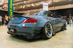 Bmw Z4 royalty free stock images