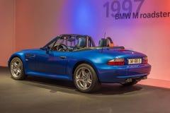 BMW Z3 M Roadster royalty-vrije stock fotografie