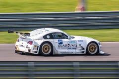 BMW Z4 racing car Royalty Free Stock Photo