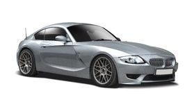 BMW Z4 Roadster Stock Photo
