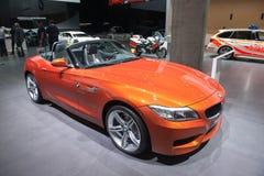 BMW Z4 Rodster Royalty Free Stock Photography
